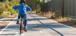 ЩАСТИЕ НА ДВЕ КОЛЕЛА: Колело за смет – за дете велосипед