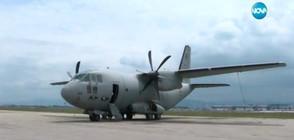 ПОЛЕТ В БУРНО ВРЕМЕ: Защитени ли са самолетите от удар на мълния? (ВИДЕО)