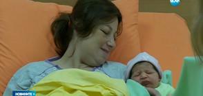 ВЪПРЕКИ ДИАГНОЗАТА: Жена с церебрална парализа роди здраво момиченце (ВИДЕО)