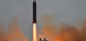 Северна Корея изстреля още една ракета