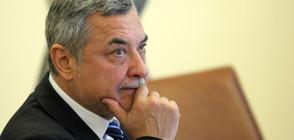 Вицепремиерът Валери Симеонов няма да подава оставка