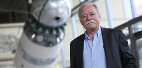 Космонавтът Георги Иванов е изведен от реанимация