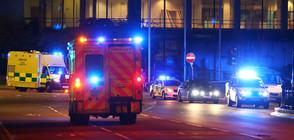 Кадри от момента на взрива в Манчестър (ВИДЕО)