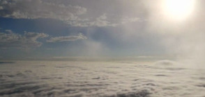 Планината Тайшан - приказна гледка след дъжд и мъгла (ВИДЕО)