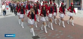 Мажоретките на Варна радват града над 10 години (ВИДЕО)