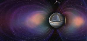 На полюсите на Юпитер бушуват чудовищни урагани (ВИДЕО+СНИМКИ)