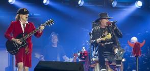"""Групата """"Guns N' Roses"""" удължи турнето си в Северна Америка"""