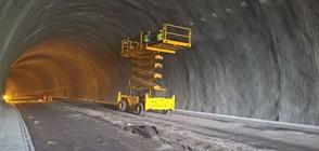 """Нови ремонти на тунел """"Витиня"""" и на магистрала """"Хемус"""""""
