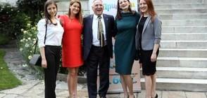 """Посолството на Великобритания подкрепи проекта """"Приказки без край"""""""