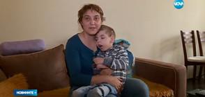 ЩАСТЛИВА РАЗВРЪЗКА: Откриха открадната количка на дете с церебрална парализа
