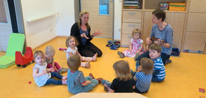 Темата на NOVA показва Берлинския модел на адаптация в предучилищното образование