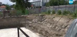 Багери рушат могила на над 5000 години в Пловдив (ВИДЕО)