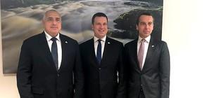България обсъди с Естония и Австрия председателството на ЕС