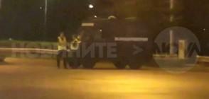 СИГНАЛ ЗА БОМБА: Евакуираха Летище София (ВИДЕО)