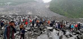 Над 140 изчезнали след свлачище в Китай
