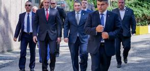 Румен Радев: Доживяхме Цветанов да обвинява Швеция в корупция