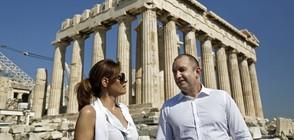 Защо снимка на президента и съпругата му стана хит в интернет? (СНИМКА)
