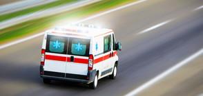 Линейките се забавят с до 10 минути заради ремонтите в София (ВИДЕО)