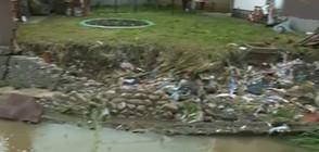САМОКОВ ПОД ВОДА: Как градът се справя с погрома след пороите (ВИДЕО)
