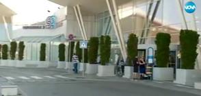 Стотици туристи - блокирани на Летище София (ВИДЕО)