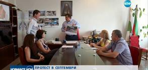 НАПРЕЖЕНИЕ В СЕПТЕМВРИ: Защо кметът спря минералната вода на хотел?