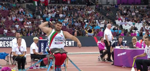 Ружди Ружди разби световен рекорд и спечели злато в Лондон (ВИДЕО)