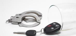 Областен управител задържа шофьор с 3.5 промила алкохол в кръвта