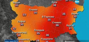 Прогноза за времето (24.07.2017 - централна)