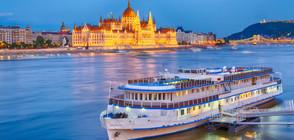 ЗАРАДИ ПОЖАР: Евакуираха 200 души от круизен кораб, плавал по Дунав