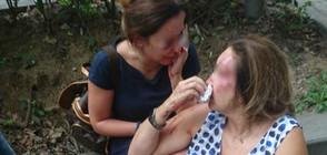 Все още няма задържани за побоя над нотариус и дъщеря й в София