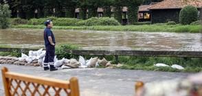 Наводнения в Западна Германия (ВИДЕО+СНИМКИ)
