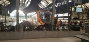Десетки ранени при влакова катастрофа в Барселона (ВИДЕО+СНИМКИ)