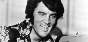 40 години от смъртта на Елвис Пресли (ИСТОРИЧЕСКИ СНИМКИ)