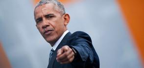 """Обама написа най-харесвания пост в историята на """"Туитър"""""""