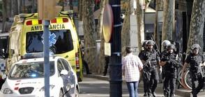 Един задържан след атентата в Барселона (ВИДЕО+СНИМКИ)