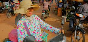 """Полет над красивото азиатско цвете Камбоджа в """"Без багаж"""""""