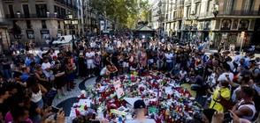 """Две демонстрации на """"Ла Рамбла"""" само ден след атентата"""