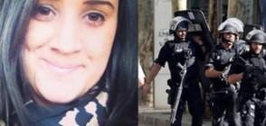 Джулия - 26-годишната жена, която преживя 3 атентата за 3 месеца (СНИМКИ)