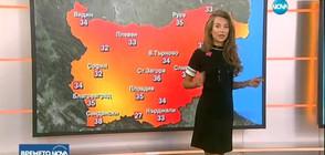 Прогноза за времето (20.08.2017 - сутрешна)