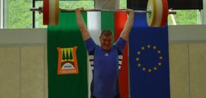 Почина щангистът Величко Чолаков-Железният
