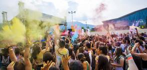 Фестивалът на цветовете се завръща в края на лятото в София