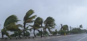 """Мощният ураган """"Ирма"""" приближава Хаити и Куба (ВИДЕО+СНИМКИ)"""