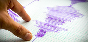 5,7 по Рихтер в Япония, за кратко беше обявена опасност от цунами