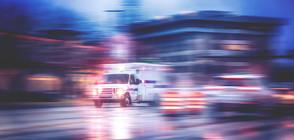 Пешеходец загина на място при катастрофа в Бургас