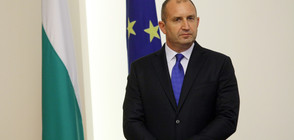 Радев се срещна с президентите на Украйна и Иран