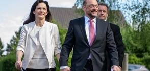 Щастливото семейство на Мартин Шулц и съпругата му Инге (СНИМКИ)