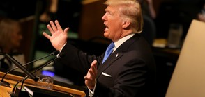 Тръмп: В случай на заплаха САЩ ще унищожат Северна Корея