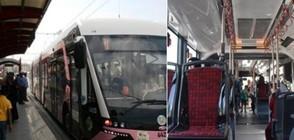 В турски град тръгнаха тролейбуси само за жени