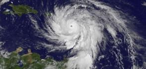 """Един загинал и двама изчезнали на остров Гваделупа след урагана """"Мария"""""""