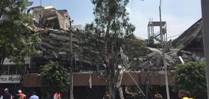 139 души са загинали при силното земетресение в Мексико